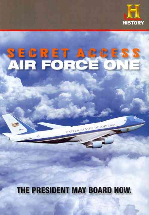 SECRET ACCESS:AIR FORCE ONE (DVD)