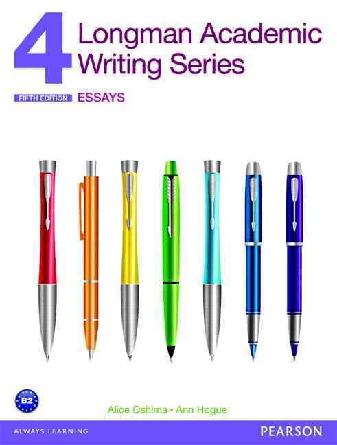 Longman Academic Writing 4 By Oshima, Alice/ Hogue, Ann