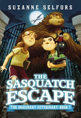 The Sasquatch Escape By Selfors, Suzanne/ Santat, Dan (ILT)
